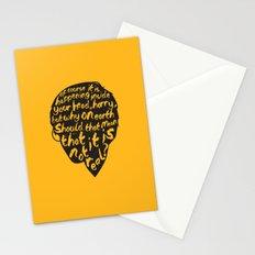 Inside Harrys Head Stationery Cards