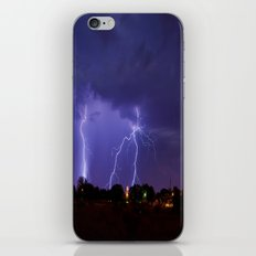 New Mexico Lightning iPhone & iPod Skin