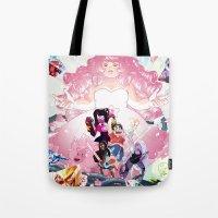 Steven Universe - Moving forward Tote Bag