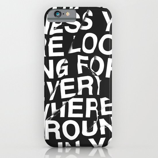 In You iPhone & iPod Case