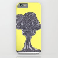 iPhone & iPod Case featuring atomic by Chris Brake