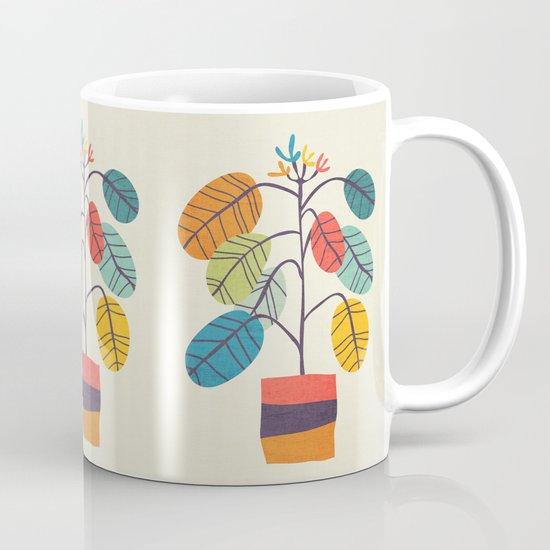 Potted plant 2 Mug