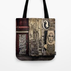 West Village Wall Tote Bag