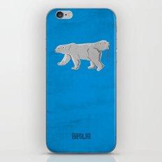 BIPOLAR iPhone & iPod Skin
