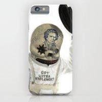 iPhone & iPod Case featuring Clockwork Calavera by Jonathan  Bergeron
