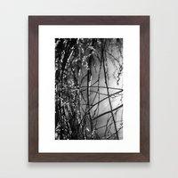 GHOSTLIGHT Framed Art Print