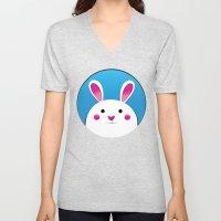 Chubby Bunny Unisex V-Neck