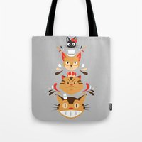 Studio Kitty Tote Bag