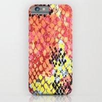 iPhone & iPod Case featuring Reptillian by Nett Designs