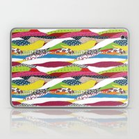 Patchwork Pattern Laptop & iPad Skin
