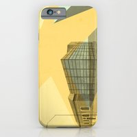 iPhone & iPod Case featuring Bloor Gladstone Branch by Kinnon Elliott Illustration & Design