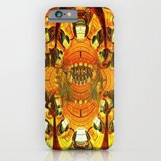 Golden Bricks Everywhere iPhone 6 Slim Case