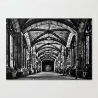 University Of Toronto Kn… Canvas Print