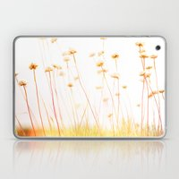 Beach Flora Laptop & iPad Skin