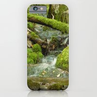 iPhone & iPod Case featuring Life by Olivier P.
