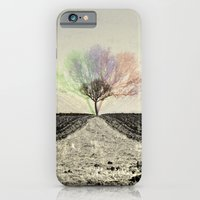 iPhone & iPod Case featuring RGB Tree by omerCho