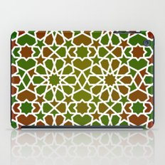 Red & Green iPad Case