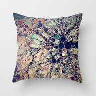 Colorful Tree Loves You … Throw Pillow