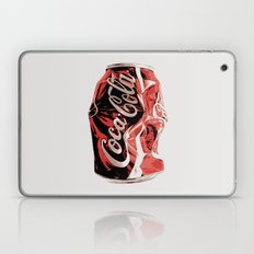 A Can A Day Art Print Laptop & iPad Skin