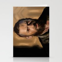 Jean Valjean Stationery Cards