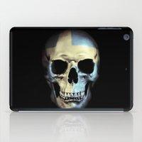 Swedish Skull iPad Case