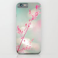 iPhone & iPod Case featuring Pink haze by Anna Wand