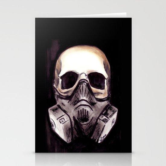 Apocalypse Stationery Card