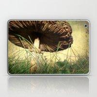Underneath The Mushroom Laptop & iPad Skin