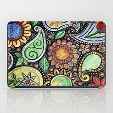 Paisley Fun  iPad Case