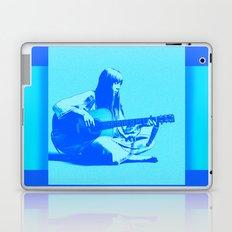 Blue Songbird Laptop & iPad Skin