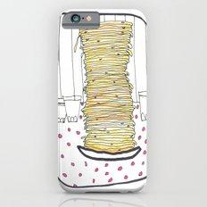 Pancakes Slim Case iPhone 6s