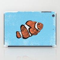 Clown Fish iPad Case