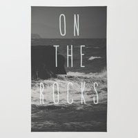 On The Rocks Rug