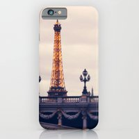 la tour eiffel iPhone 6 Slim Case
