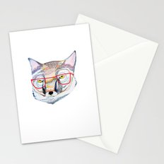 Mr Fox Stationery Cards