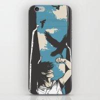 Bad Omens iPhone & iPod Skin