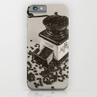 Smell Of Coffee iPhone 6 Slim Case