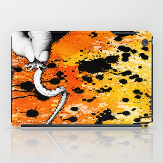 Two Headed Snake iPad Case