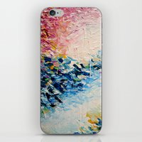 PARADISE DREAMING Colorf… iPhone & iPod Skin