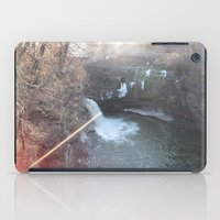 Pink Water iPad Case