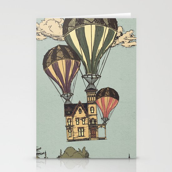 Steam UP Stationery Card