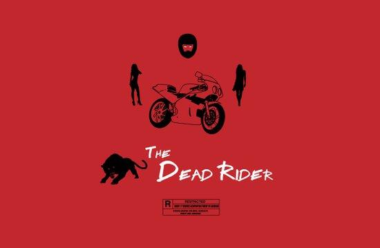 The Dead Rider Art Print