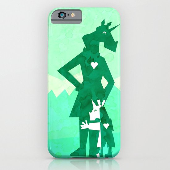 Happy Mother's Day Unicorn iPhone & iPod Case