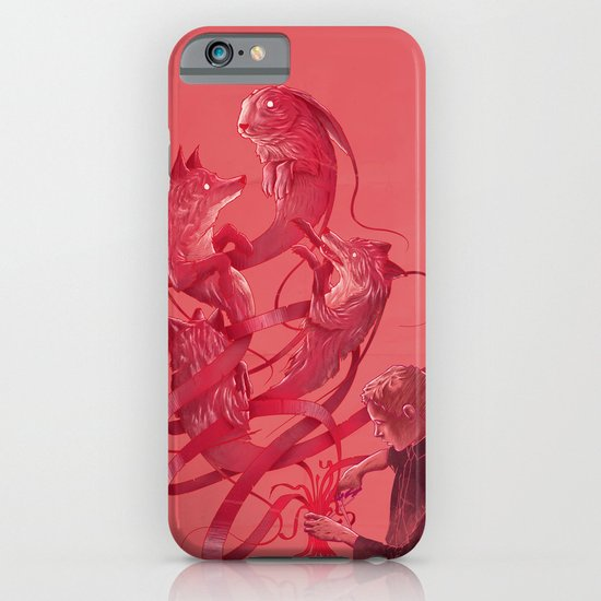 Cutting to the Chase iPhone & iPod Case