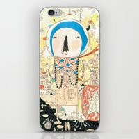"""""""My Life Is My Message… iPhone & iPod Skin"""
