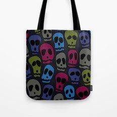 Skulls-3 Tote Bag