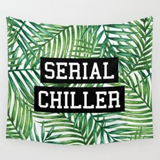 Serial Chiller Wall Tapestry
