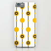 iPhone & iPod Case featuring 70ies Gold by Luisa Mähringer