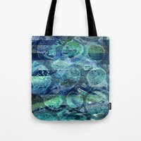 Tote Bag featuring Barnacles  by Julia Hendrickson