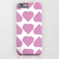Hearts iPhone 6 Slim Case